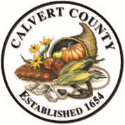 The Calvert County Seal