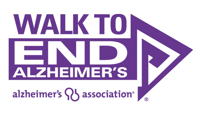 Walk to end Alzheimers Logo