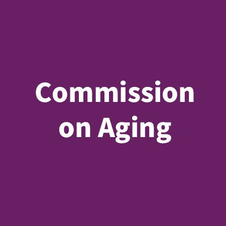 Link to Commission on Aging